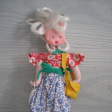 Muñeca española clasica: MUÑECA DE LA CASA LAYNA. Lote 26550257