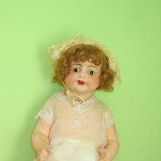 Muñeca española clasica: MUÑECO BEBE DE CARACTER, AÑOS 20-30.. Lote 27480278