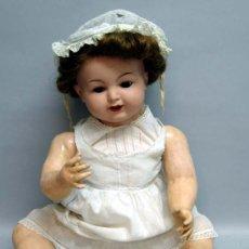 Klassische spanische Puppen - Muñeca composición marca nuca CPG Barcelona ropa hilo bordado - 21902658