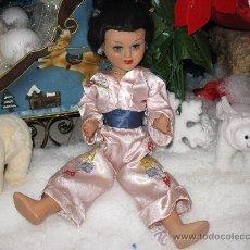 Muñeca española clasica: SARITA MUÑECA DE COMPOSICION AÑOS 50. Lote 23566425
