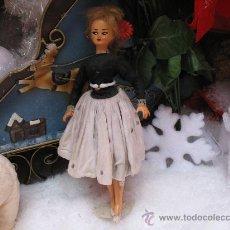 Muñeca española clasica: MUÑECA ANTIGUA. Lote 23567169