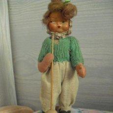 Muñeca española clasica: MUÑEQUITA DEL TALLER DE PEDRO GROSS. Lote 26699947