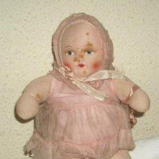 Muñeca española clasica: ANTIGUA MUÑECA DE TRAPO,AÑOS 20. Lote 24116256