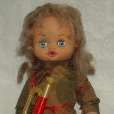 Muñeca española clasica: MUÑECA BRIGADA PARACAIDISTA,FABRICADA POR FALCA,FINALES DE LOS AÑOS 60. Lote 24269030