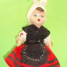 Muñeca española clasica: ANTIGUA MUÑECA DE LOS AÑOS 60 PERFECTAMENTE CONSERVADA. Lote 24699041