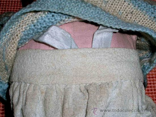 Muñeca española clasica: Precioso Bebé cabeza nº4, Juguetería Medel, Madrid, original años 30-40. Excelente estado y con caja - Foto 15 - 26340453