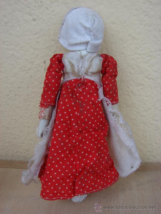 Muñeca española clasica: MUÑECA ANTIGUA - Foto 2 - 26771349