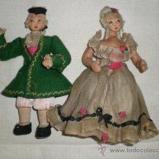 Muñeca española clasica: MUNECOS DE TRAPO. Lote 26838698