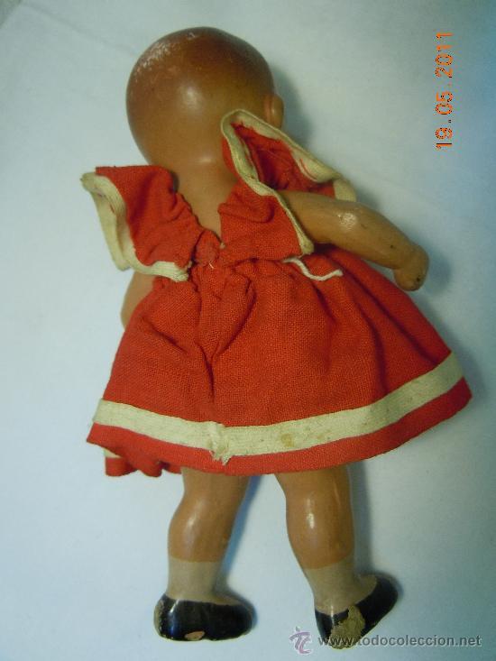 Muñeca española clasica: MUÑECO DE TERRACOTA PRIMERAS DECADAS SIGLO XX - Foto 7 - 26864847