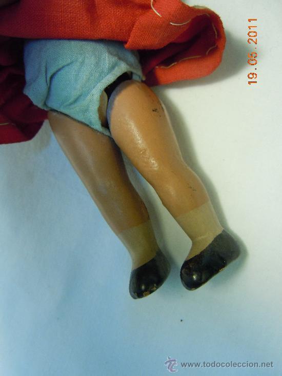 Muñeca española clasica: MUÑECO DE TERRACOTA PRIMERAS DECADAS SIGLO XX - Foto 6 - 26864847