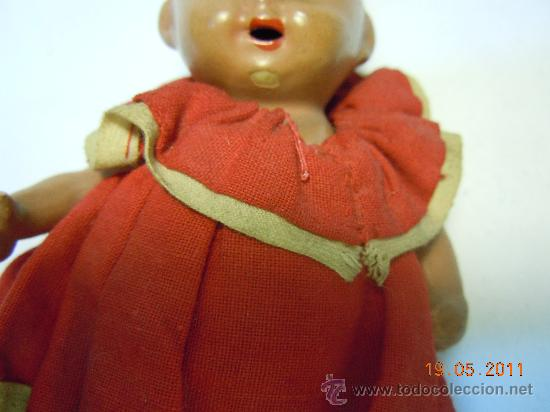 Muñeca española clasica: MUÑECO DE TERRACOTA PRIMERAS DECADAS SIGLO XX - Foto 3 - 26864847