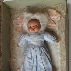 Muñeca española clasica: MUÑECA ANTIGUA EN SU CAJA ORIGINAL.. Lote 27331937