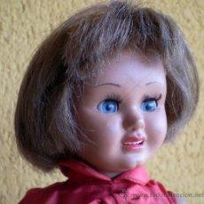 Muñeca española clasica: MARÍA ELENA,MUÑECA ANTIGUA ESPAÑOLA AÑOS 50 PSE. Lote 22138334