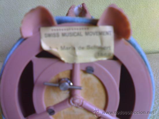 Muñeca española clasica: muñeca linda pirula,a resorte a cuerda de música y con luz difícil de encontrar en tan buen estado - Foto 4 - 28637612