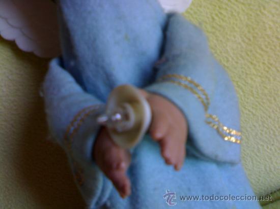 Muñeca española clasica: muñeca linda pirula,a resorte a cuerda de música y con luz difícil de encontrar en tan buen estado - Foto 5 - 28637612