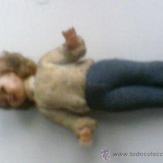 Muñeca española clasica: PEQUEÑA MUÑECA DE OJOS DURMIENTES PRECIOSA PLÁSTICO. Lote 28939419