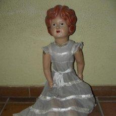Muñeca española clasica: PRECIOSA MUÑECA ISABELINA. Lote 29047250