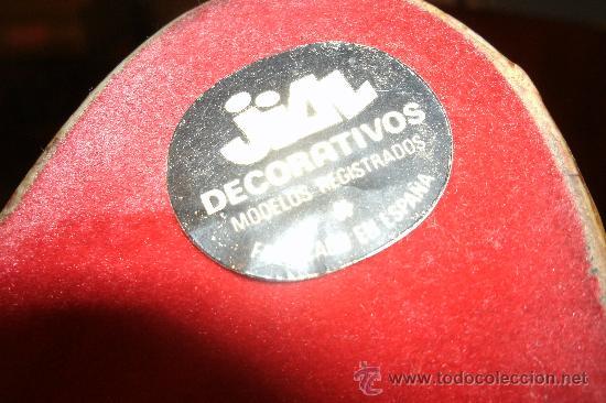 Muñeca española clasica: MUÑECO DE UN PERRITO EN PLASTICO DURO Y ORIGINAL DE LOS 60, FABRICADO EN ESPAÑA - SPAIN VINTAGE - Foto 7 - 29210367