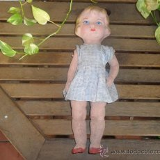Muñeca española clasica: MUÑECA PEPONA ANTIGUA. Lote 30208634