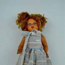 Muñeca española clasica: MUÑECA ANTIGUA . Lote 30600828