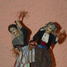 Muñeca española clasica: MUÑECOS REGIONALES-TERRACOTA Y FIELTRO. Lote 30662237