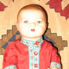 Muñeca española clasica: MUÑECO NIKITO O NIQUITO. CREADO POR ISIDRO RICO. FIRMA DIANA ( FAMOSA). AÑOS 50.. Lote 31742443