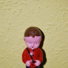 Muñeca española clasica: SONAJERO DE CELULOIDE - MUÑECO - AÑOS 30. Lote 33005188