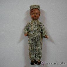 Muñeca española clasica: MUÑECO DE TERRACOTA. Lote 34123215