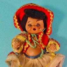 Muñeca española clasica: MEXICANA. MUÑECA EN TERRACOTA. AÑOS 40. .. Lote 34610653
