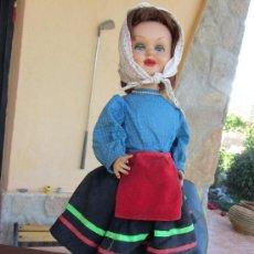 Muñeca española clasica: PRECIOSA Y ANTIGUA MUÑECA DE CELULOIDE ARTICULADA. IDEAL COLECCIONISTAS, MUSEOS,.... Lote 34960782