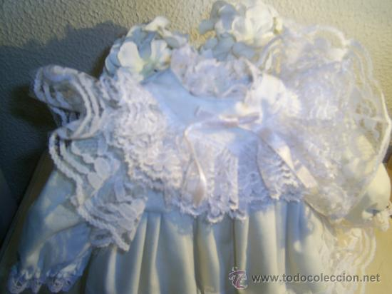 Muñeca española clasica: Vestido de Muñeca. - Foto 2 - 35834953