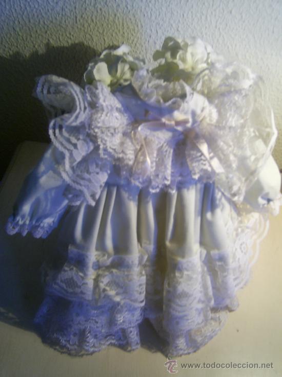 Muñeca española clasica: Vestido de Muñeca. - Foto 3 - 35834953