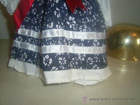 Muñeca española clasica: Vestido muñeca Algodón. - Foto 2 - 36040100