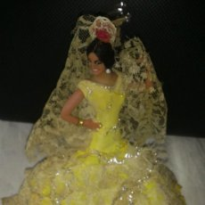 Muñeca española clasica: TÍIPICA MUÑECA ESPAÑOLA AÑOS 60. Lote 36964779