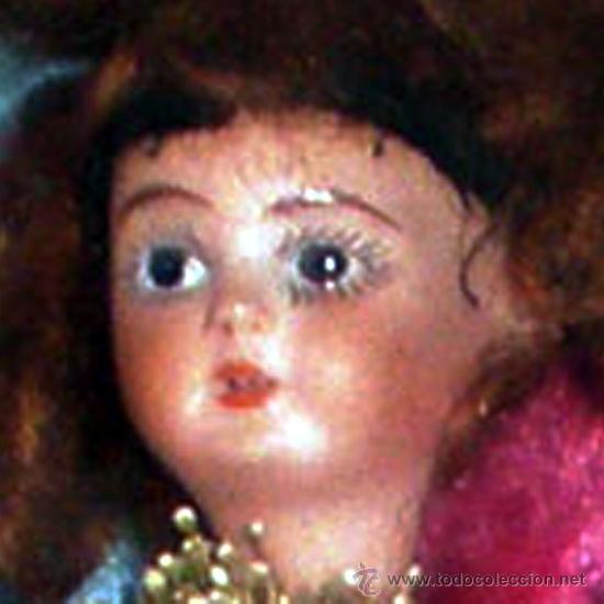 Muñeca española clasica: Porcelana de 4 cm - Foto 3 - 36981289