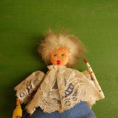 Muñeca española clasica: MONAGUILLO EN FIELTRO AÑOS 50. Lote 37021403