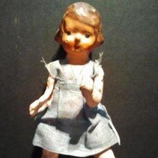 Muñeca española clasica: MUÑECA DE CARTÓN. SIN MARCAS. . Lote 37301168