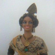 Muñeca española clasica: MUÑECA VALENCIANA AÑOS 50 / 60. Lote 37304457