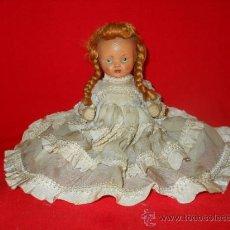 Muñeca española clasica: MUÑECA ANTIGUA DE CELULOIDE 22 CM. Lote 37969907