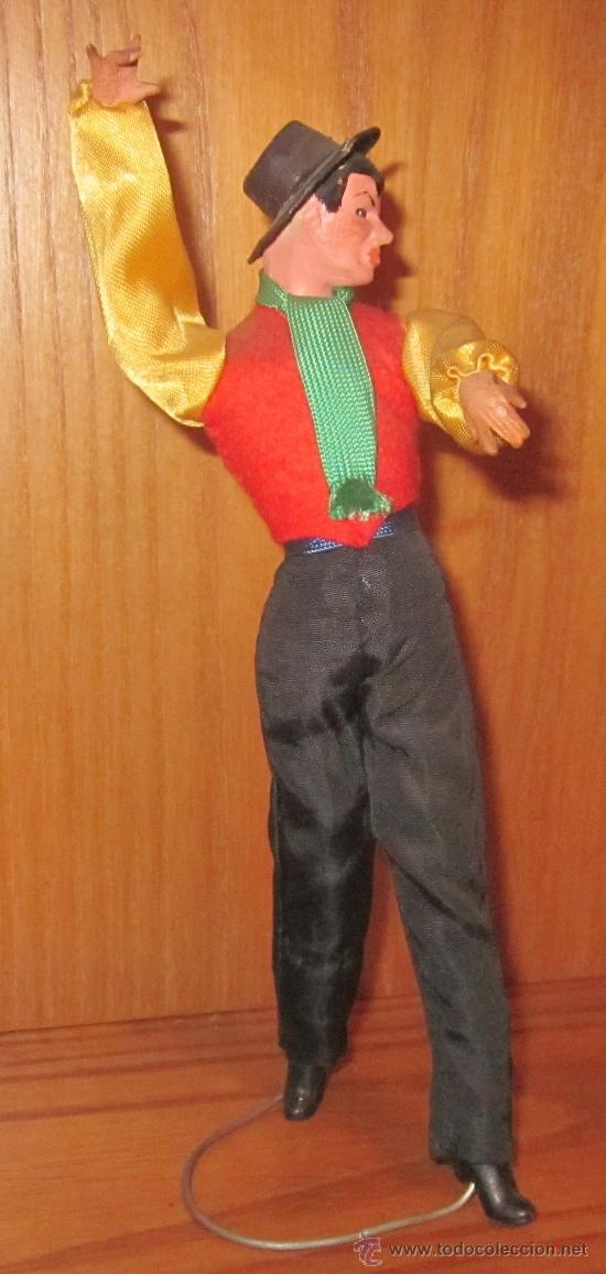 Muñeca española clasica: MUÑECO ANDALUZ,MARIN,DE TERRACOTA,AÑOS 50 - Foto 2 - 37951406