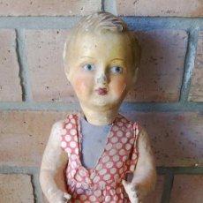 Muñeca española clasica: MUÑECO ANTIGUO. Lote 38378039