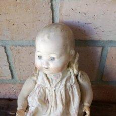 Muñeca española clasica: MUÑECO ANTIGUO. Lote 38378058