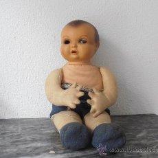 Muñeca española clasica: BEBE MUY ANTIGUO. Lote 38789047