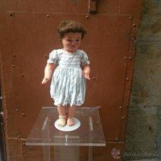 Muñeca española clasica: MUÑECA ESPAÑOLA AÑOS 1940 . Lote 39824768