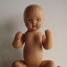 Muñeca española clasica: MUÑECO PARECIDO A LOS DE TERRACOTA PERO DE CELULOIDE, MOLDE MUY PARECIDO.. Lote 39916472