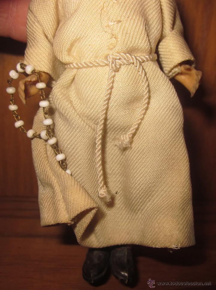 Muñeca española clasica: FRAILE DE CELULOIDE,AÑOS 50 - Foto 2 - 40999803