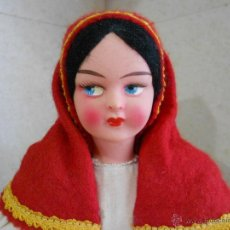 Muñeca española clasica: ANTIGUA MUÑECA 37 CM ---GASTOS DE ENVÍO 3,5. Lote 41490434