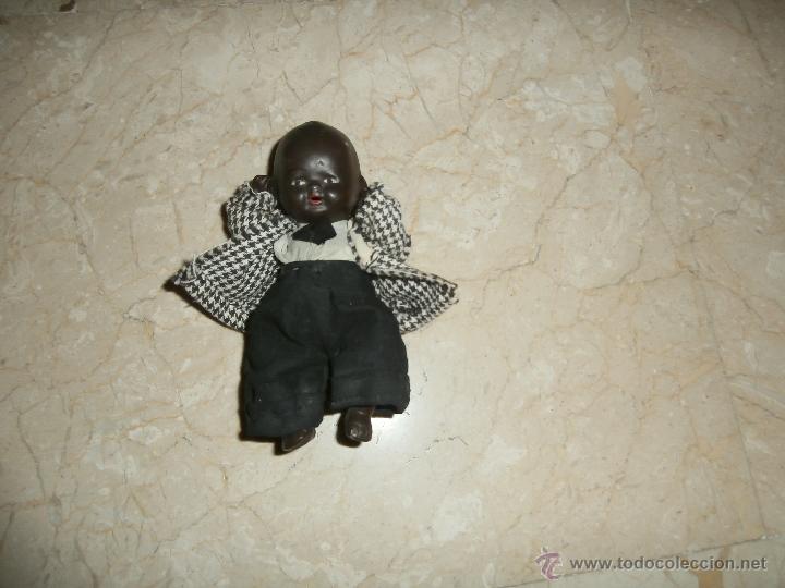 Muñeca española clasica: TERRACOTA - NEGRITO TERRACOTA 13 CM, 111-1 - Foto 6 - 41530266