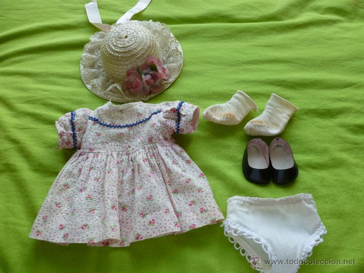 Muñeca española clasica: Preciosa muñeca antigua Teresín pequeña - Foto 2 - 42979596