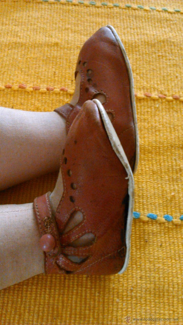 Muñeca española clasica: Antigua muñeca PAGES de cartón piedra,pastas,tejido rellena de serrín .Ojos de cristal. - Foto 20 - 43275349